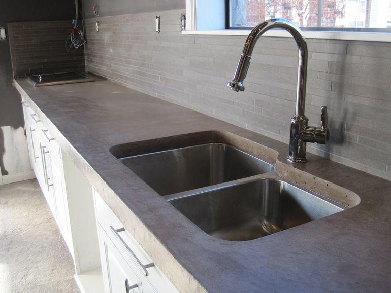 Столешница бетонная состав смеси бетон по испански